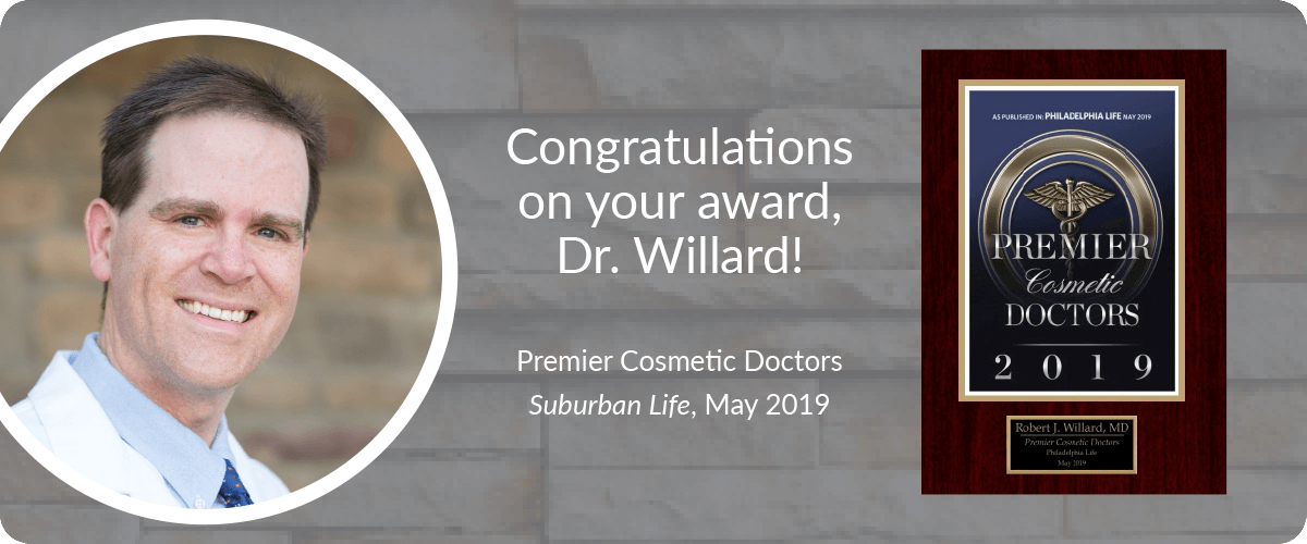 Premier Cosmetic Doctor 2019 Doylestown Dr Willard