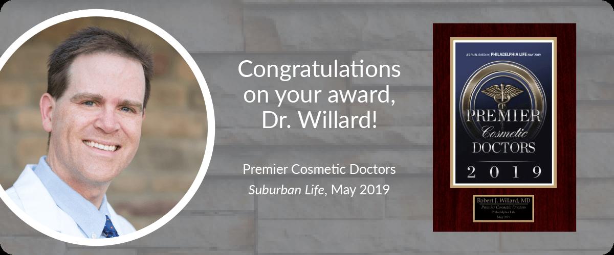 Premier Cosmetic Doctor 2019 Doylestown Dr Willard